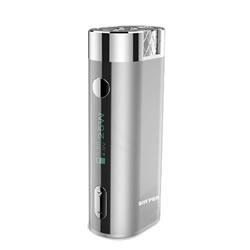 A Silver Snyper mod mvp battery ecigarette istick eleaf