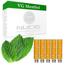 Menthol Nicotine Max Volume Cartomiser Pack