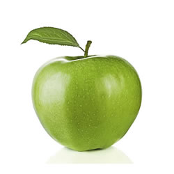 Eliquid Apple flavour