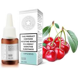 NUCIG 70PG/30VG E liquid Cherry Flavour