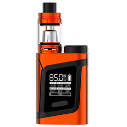 SMOK ALIEN AL85 - ORANGE BLACK, NUCIG