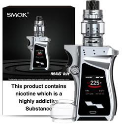 SMOK MAG - SILVER BLACK, NUCIG