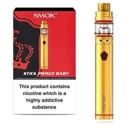 SMOK PRINCE STICK BABY - GOLD, NUCIG