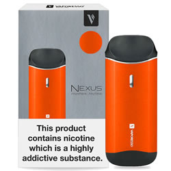 Vaporesso Nexus AIO - ORANGE, NUCIG