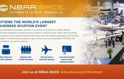 Euravia Engineering are at NBAA BACE 2018