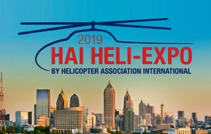 Join Us At HAI Heli Expo 2019