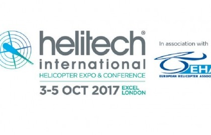 Euravia at Helitech International 2017