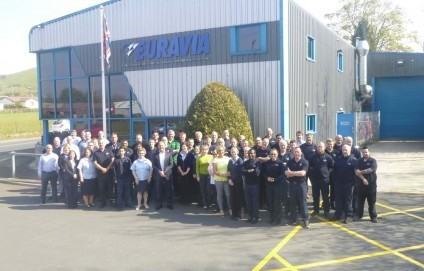 End of an era at Euravia