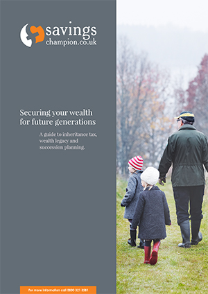 Inheritance Tax Guide cover image.