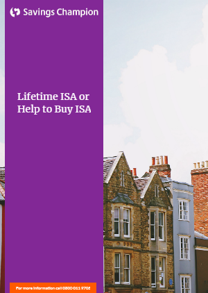 Lifetime ISA or Help to Buy ISA cover image.