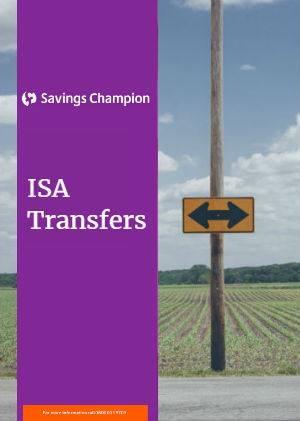 ISA Transfers Factsheet cover image.