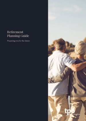 Retirement Planning Guide cover image.