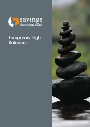 Temporary High Balances cover image.