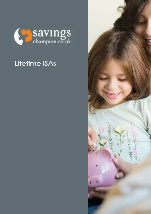 Lifetime ISA Factsheet cover image.