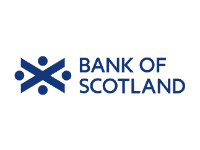 Logo for provider Bank of Scotland