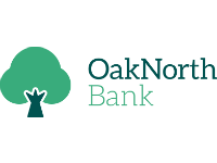 Logo for provider OakNorth Bank