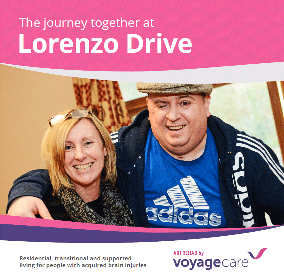 Lorenzo Drive brochure