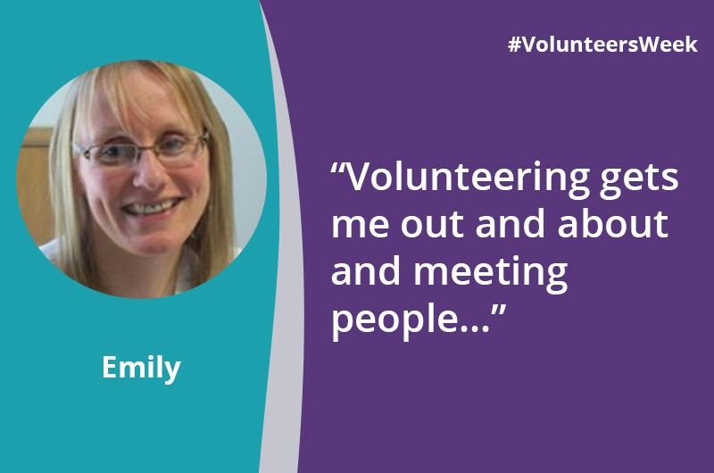 Enriching Emily's skillset: more than just volunteering