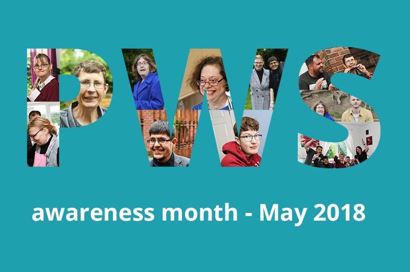 #ShareYourStory for Prader-Willi syndrome awareness month