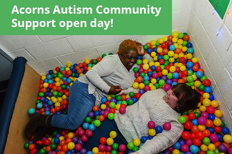 Acorns Autism Community Support open day