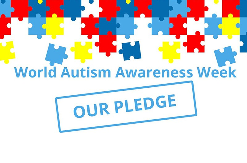 World Autism Awareness Week: homes and community support hub pledges