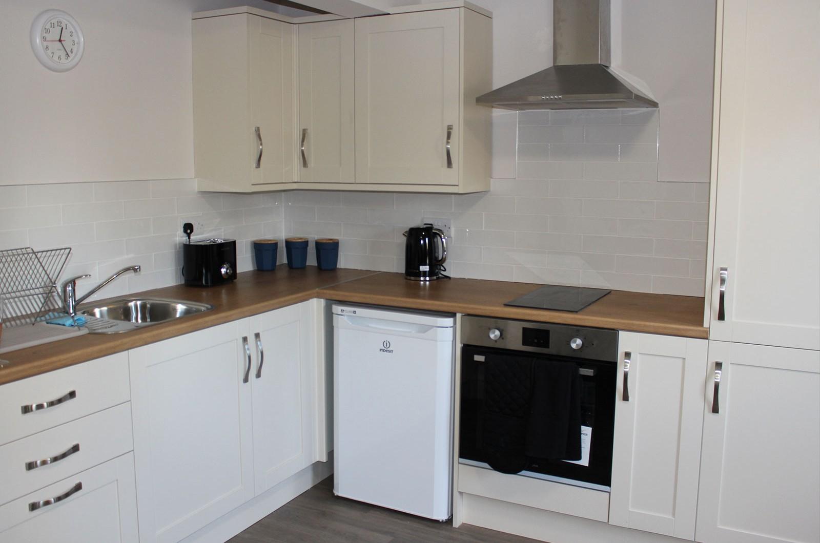 Ruddington View - Kitchen