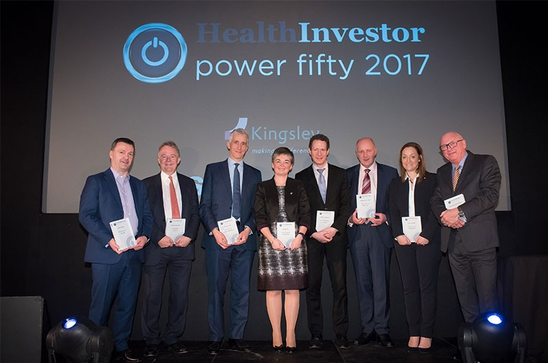 Jayne Davey named Health Investor's 'One to Watch'