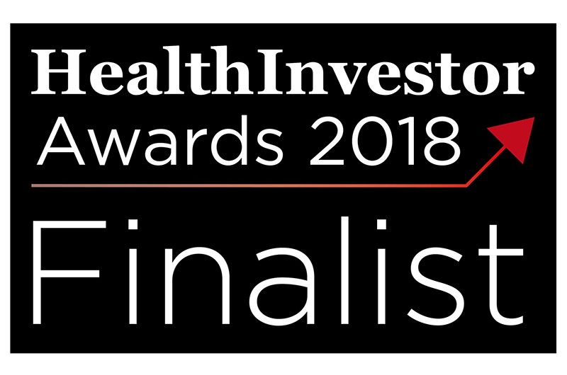 Voyage Care named as finalists for 2018 HealthInvestor awards