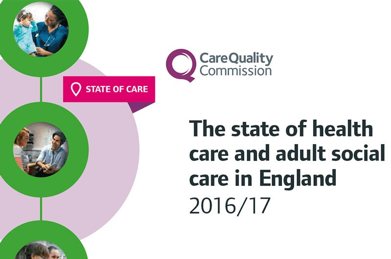 Responding to the state of care in England