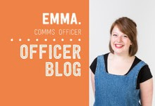 Officer blog new article emma