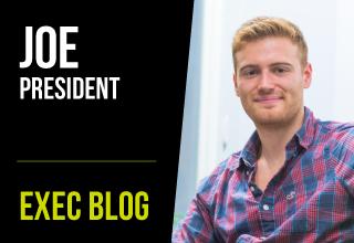 Joe exec blog