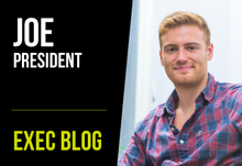 Joe exec blog