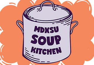 Mdxsu soup kitchen logo