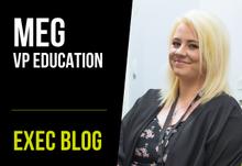 Meg exec blog