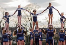 Cheerleading article image