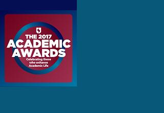 Academic awards 2017 article