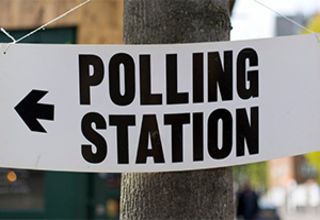 Polling station web article
