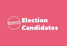 Election candidates