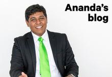 Ananda blog