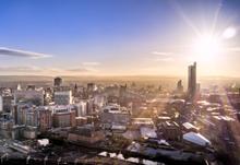 Manchester skyline 320x220