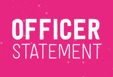 Officer statement blog