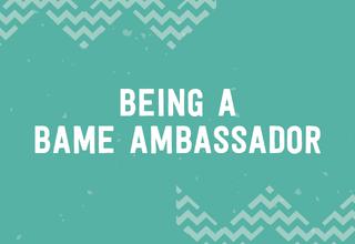 Beingabameambassador blog