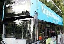 Kingston university bus