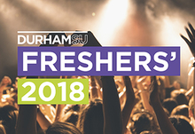 Freshers timetable