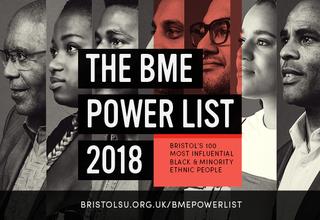 Powerlist promo graphic