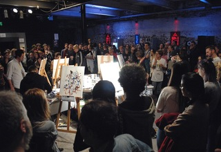 Art battle 1