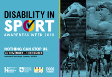 Disability in sport uni of highlights news story 2