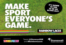 Image rainbow laces 2018 sharing graphic