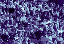 Crowd gradient