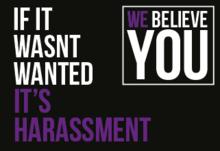Event listing harassment 05